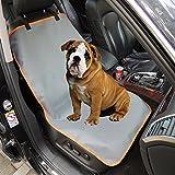 Nibesser AutoHundedecke Schutz Und Hunde-Decke Fürs Auto Wasserdicht rutschfeste Hundematte Autoschutzdecke aus NYLON, 107*56cm
