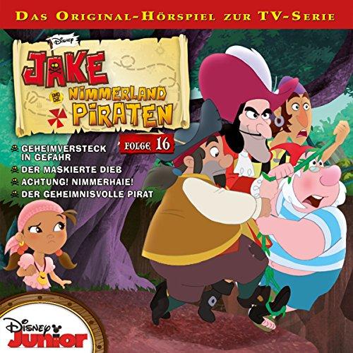 Jake Und Die Nimmerland Piraten - Folge