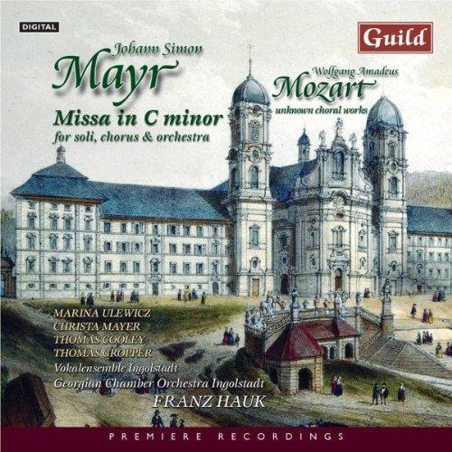 Preisvergleich Produktbild Mayer Messe C-Moll