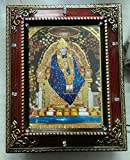 7 X 5 INCHS FRAME WITH LIGHT CHANTING MANTRA/JAP