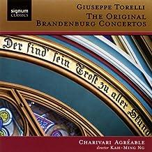 Les Concertos Initiaux Brandebourgeois