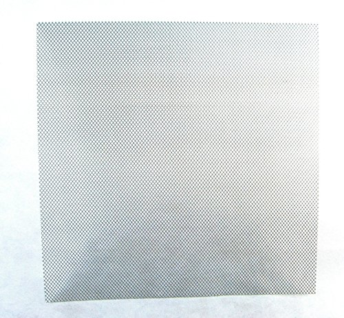 simonthebeekeeper 5 x Beekeepers varroa mesh sheets for National Bee hives 46cm x 46cm 2