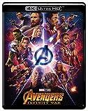 #10: Avengers: Infinity War - UHD 4K + 3D BD + BD