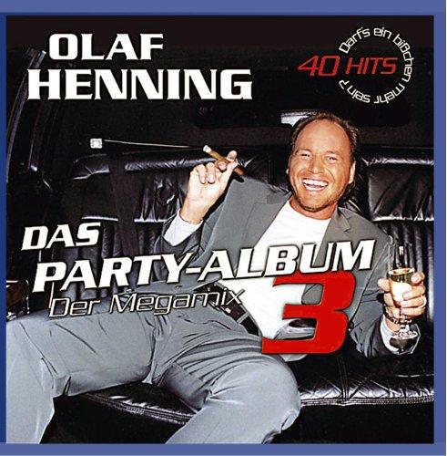 Preisvergleich Produktbild Das Party-Album 3