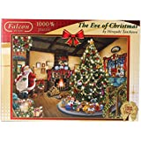 Falcon De Luxe - The Eve of Christmas Puzzle da 1000 pezzi,