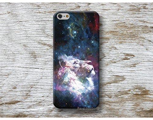 lion galaxis Handy Hülle Handyhülle für Samsung Galaxy S10 5G S10e S9 S8 Plus S7 S6 Edge S5 S4 mini J7 J6 J5 J3 A8 A7 A6 A5 A3 Note 9 8 5 4 A40 A50 A60 A70 A80 Case Cover -