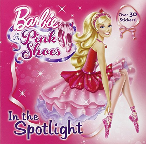 barbie-in-the-pink-shoes-in-the-spotlight-random-house-picturebacks