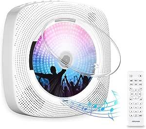 Gueray Cd Player Für Wandmontage Mit Bluetooth Hifi Elektronik