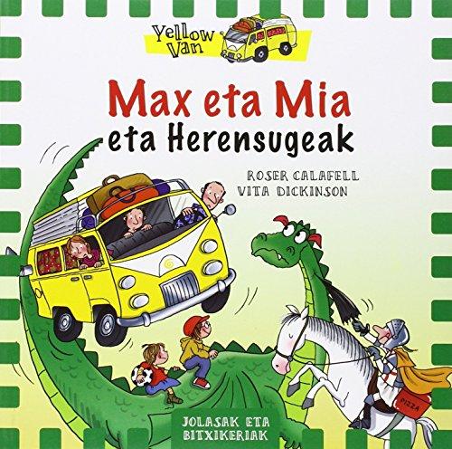Max Eta Mia Eta Herensugeak (Yellow Van) por Vita Dickinson
