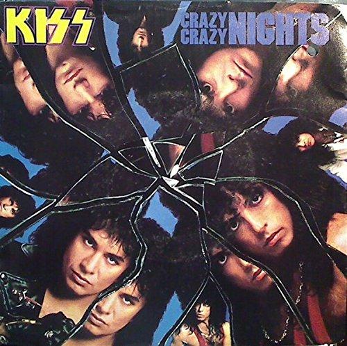 Crazy Crazy Nights / No NO NO (+ Label Info) [Vinyl - Kiss Crazy Nights Vinyl