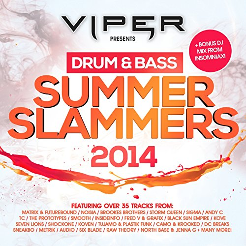 Drum & Bass Summer Slammers 20...