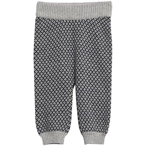 Wheat Baby-Jungen Hose Knit Trousers Karlo, Blau (Navy 1432), 68 (Herstellergröße: 6m) (Taille Wollmischung)