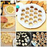 Demiawaking Knödel Formenbau Küchen Teig Presse Ravioli Form Küchen Werkzeug