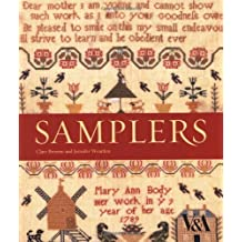 Samplers from the V&A Museum by Clare Browne (2003-10-08)