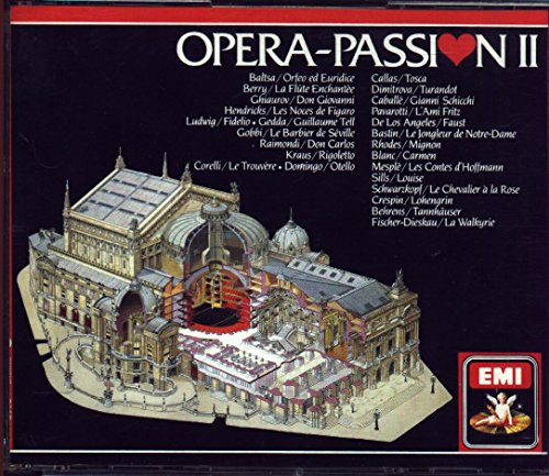 Opera Passion Vol 2 [Import anglais]