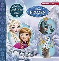 Frozen | Luces de invierno | Una aventura de Olaf : 3 divertidas historias con pictogramas par  Disney