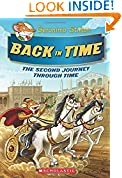 #10: Geronimo Stilton Special Edition: Back in Time: The Second Journey Through Time (Geronimo Stilton: The Journey Through Time)