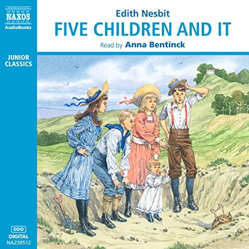 Five Children and It  Audiolibri