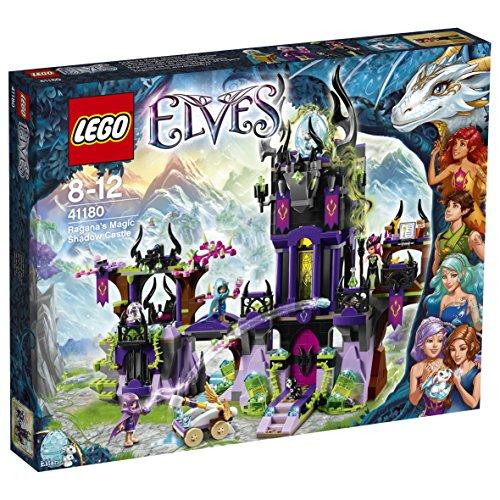 LEGO Elves - Mágico Castillo de Sombras de Ragana (6137018)