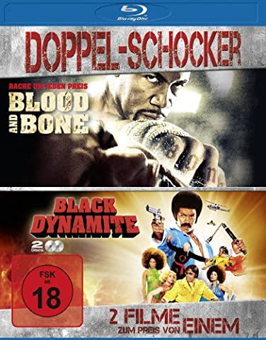 Blood and Bone/Black Dynamite Bd [Blu-ray] [Import allemand]
