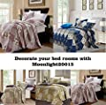 3 Piece Bedspreads Patchwork Vintage Floral Embroidered Bedding Set Reversible Top Quality Bedspread - cheap UK light shop.