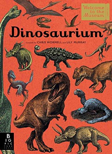 Dinosaurium (English Edition)