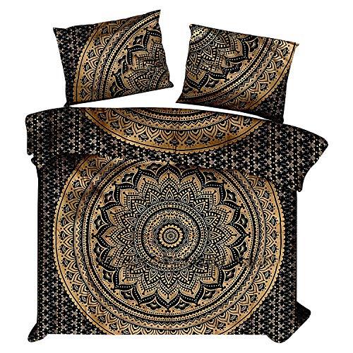 Bettwäsche Indische Bettbezug Handgemachte Rosa Mandala Bettbezug Tagesdecke Bettwäsche Set Möbel & Wohnen