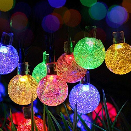 obq-outdoor-solar-powered-warm-white-crystal-christmas-globe-fairy-schnur-licht-30-leds-213-ft-regen