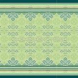 Bassetti - bassetti granfoulard telo arredo ravello var.2 verde 4 misure - 350x270
