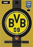 Panini FIFA 365 Adrenalyn XL 2017 - #176 - Borussia Dortmund (Fans / Badge / Wappen)