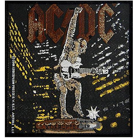 AC/DC Stiff Upper Lip in gomma - Lips Gomma