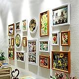 Galleria fotografica X&L Combinazioni di stile Mediterraneo orientale europea e creativo attaccatura di parete cornice foto parete...