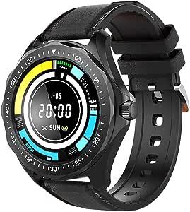 Smartwatch Blitzwolf Ip68 Wasserdichte Smartwatch 1 3 Zoll Hd Bildschirm Fitness Tracker Sportuhr Uhr Armbanduhr Mit
