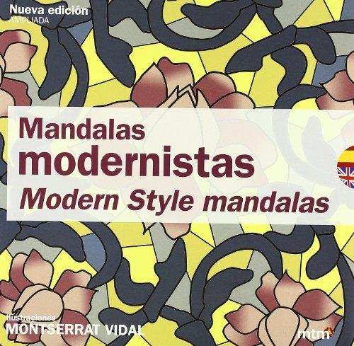 Mandalas modernistas = Modern style mandalas