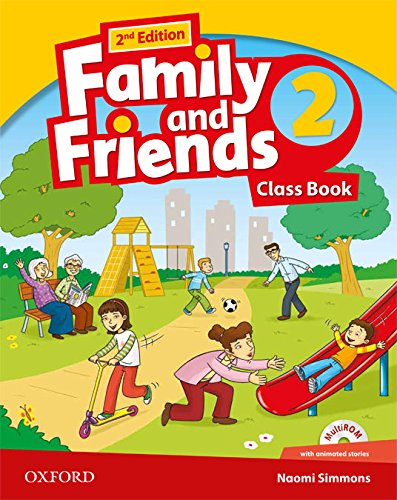 Family and Friends 2nd Edition 2. Class Book Pack