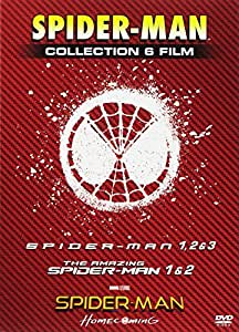 Spider-Man: Volume 1-6 Boxset (6 DVD)