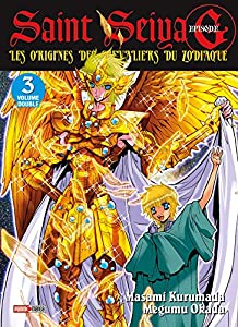 Saint Seiya episode G Edition double Tome 3