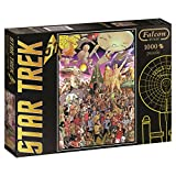 Best Gift Pro Gifts For Fathers - Falcon de luxe Star Trek 50th Anniversary Jigsaw Review