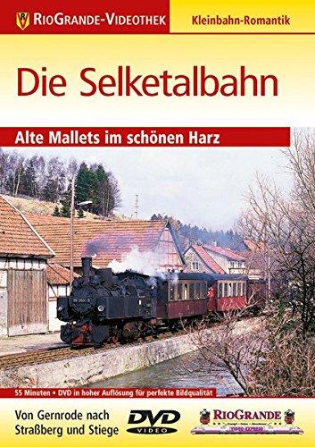 Die Selketalbahn - Alte Mallets im schönen Harz