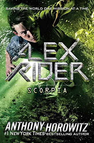 Scorpia (Alex Rider) por Anthony Horowitz
