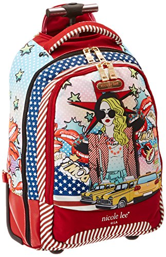 nicole-lee-leona-21-inch-rolling-backpack-with-laptop-compartment-pop-girl-one-size