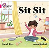 Collins Big Cat Phonics for Letters and Sounds – Sit Sit: Band 01A/Pink A