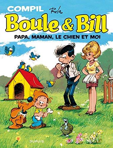 Boule et Bill - La compil - tome 2 - Papa, Maman, le chien et moi