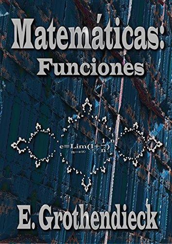 Matemáticas: funciones.