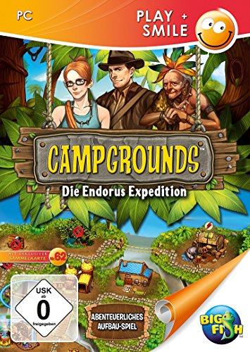 Campgrounds 2: Die Endorus Expedition