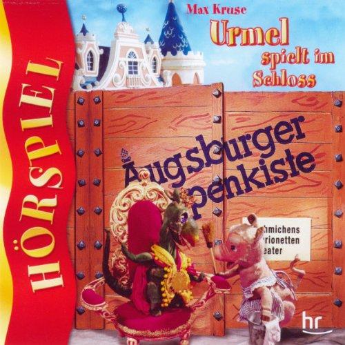 Urmel spielt im Schloss.