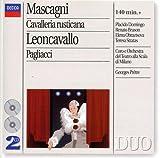 Cavalleria Rusticana;Pagliacci [Import anglais]