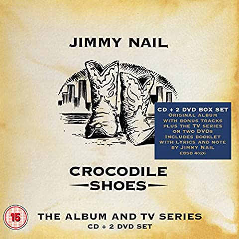 Crocodile Shoes: The Album And TV Series - Volumen 1