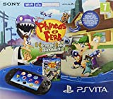 PlayStation Vita 2016 + Phineas and Ferb [Bundle]