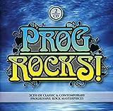 2CD W/ Jethro Tull, Rare Bird, Deep Purple, Roxy Music